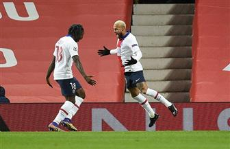 «نيمار وراشفورد» يحسمان الشوط الأول من مباراة مانشستر وسان جيرمان