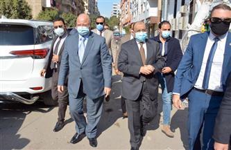 محافظ القاهرة: إنشاء نفق بعزبة الوالدة بتكلفة 15 مليون جنيه| صور