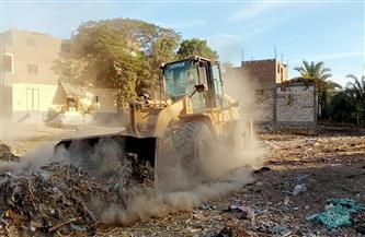 محافظ أسيوط: حملات مكثفة للنظافة والتشجير بميادين وشوارع حي شرق| صور