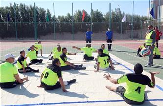 وزير الرياضة يشهد الافتتاح الرسمى للنسخة الثانية من أوليمبياد المحافظات الحدودية | صور