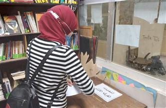 766 طالبا وطالبة يخوضون الجولة الأولى لانتخابات اتحاد الطلاب بجامعة طنطا   صور