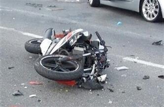مصرع طالب في حادث انقلاب دراجة بخارية بأسوان