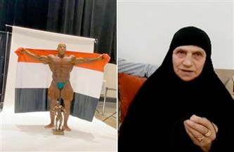 """والدة """"بيج رامي"""" لـ""""بوابة الأهرام"""": """"سجدت لله فور إعلان فوزه.. كنت واثقة إن ربنا هيراضيه"""""""