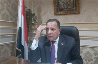المرشح لرئاسة البرلمان صلاح أبو هميلة يستعرض سيرته الذاتية أمام النواب