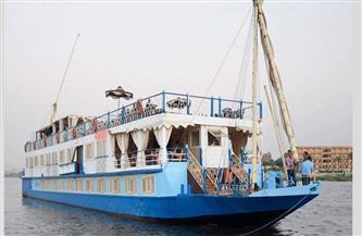 «المنشآت السياحية» تنجح في تخفيض مقابل حق انتفاع العائمات بمياه النيل