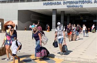 مطارا الغردقة وأسوان يحصلان علي شهادة الاعتماد الصحي الدولية للسفر الآمن