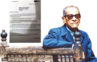 «الأهرام العربى» تشعل الشمعة 109 فى ميلاد صاحب نوبل العرب.. وثائق وصور نادرة لنجيب محفوظ تنشر لأول مرة