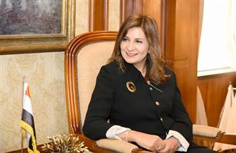 """وزيرة الهجرة : 30 مليون مصري بالخارج شاركوا في مباردة """"اتكلم عربي"""""""