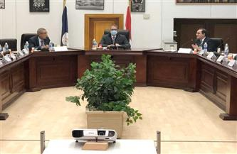 لجنة الخبراء لتحديد الفائز بتشغيل خدمات المتحف المصري الكبير