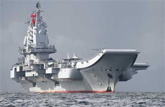 الصين تدفع بحاملة طائرات إلى مضيق تايوان.. والأخيرة ترسل طائرات للمراقبة