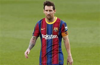 «ميسي» يطمئن جماهير برشلونة: «أنا بخير وأقاتل من أجل الفريق»