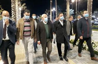 كرم جبر يشيد بالمشروعات التنموية في زيارته لمحافظة بورسعيد ضمن احتفالاتها بالعيد القومي | صور