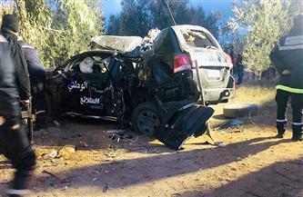 وفاة 3 عناصر من القوات الخاصة بموكب وزير الداخلية التونسي