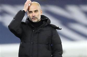 «جوارديولا» لا يتوقع إبرام مانشستر سيتي صفقات جديدة في يناير
