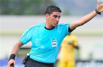 إبراهيم نور الدين يدير مباراة الأهلي والإسماعيلي في الدوري