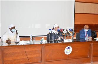 وزير الأوقاف السوداني لنظيره المصري: دورنا تعزيز المشتركات بين الشعبين | صور