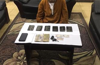 ضبط عامل ونجله لترويج المخدرات بحوزتهما 24 كيلو حشيش بسوهاج