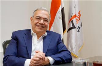 """رئيس """"المصريين الأحرار"""": طريق الحرير مشروع القرن الاقتصادي.. ومستعدون للتعاون المثمر"""