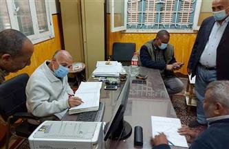رئيس مركز إسنا بالأقصر يحيل عددا من الموظفين للتحقيق لتغيبهم عن العمل | صور