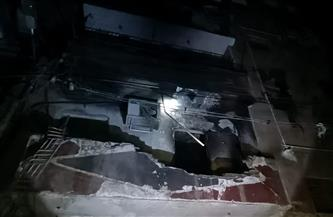 إصابة 11 شخصا بحروق في انفجار أسطوانة بوتاجاز بقرية الزرابي بأسيوط