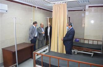 الأربعاء.. افتتاح وحدة الحالات الحرجة لطب الأطفال بمستشفى سوهاج الجامعي بتكلفة 11 مليون جنيه | صور