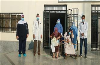 خروج 11 متعافيا من كورونا بمستشفيات صدر دكرنس وبهوت وحجر تمي الأمديد