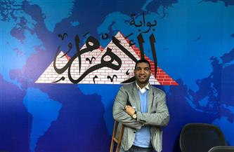 الزميل أحمد سعيد طنطاوي ضمن القائمة القصيرة للمرشحين لجائزة الصحافة المصرية فرع العمود الصحفي