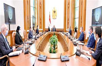 """الرئيس السيسي يوجه بتركيز إستراتيجية """"اقتصادية قناة السويس"""" على زيادة فرص توطين التكنولوجيا"""