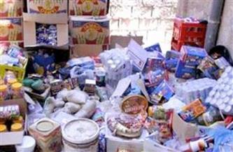 ضبط 45 مخالفة تموينية في الأسواق والمحلات بمراكز الغربية