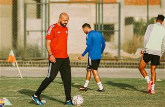 مدرب الجونة: نسعى لجمع أكبر عدد من النقاط في الدور الأول للدوري المصري