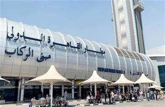 وصول أولى الرحلات الجوية للخطوط القطرية لمطار القاهرة قادمة من الدوحة