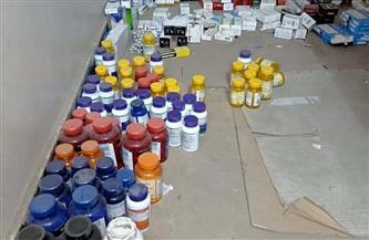 القبض على المسئول عن مصنع لإنتاج الأدوية والمكملات الغذائية المغشوشة والمقلدة