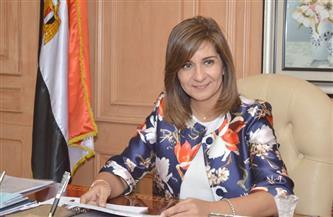 للمرة الثانية.. وزيرة الهجرة تشارك بندوة حوارية افتراضية بمشاركة 350 مصريا بالخارج