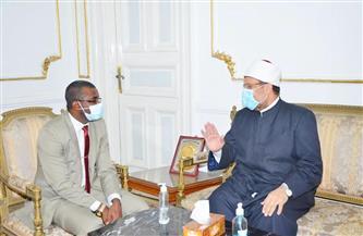 وزير الأوقاف السوداني ورئيس مجمع الفقه يتفقدان المجلس الأعلى للشئون الإسلامية| صور