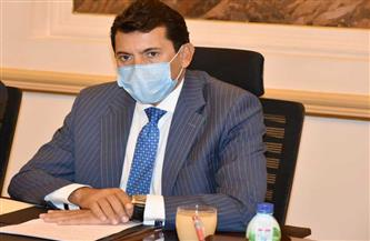 وزير الشباب يشهد الإعلان عن بطولتي الإسكواش المفتوحتين