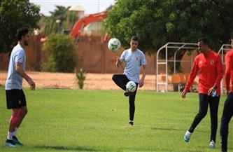 تدريبات «كرة طائرة» في ختام مران الأهلي
