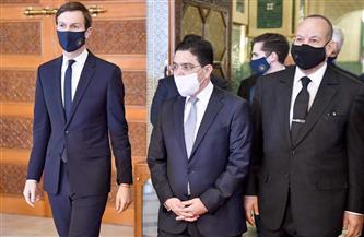 العاهل المغربي يستقبل مستشاري الرئيس الأمريكي والأمن القومي الإسرائيلي