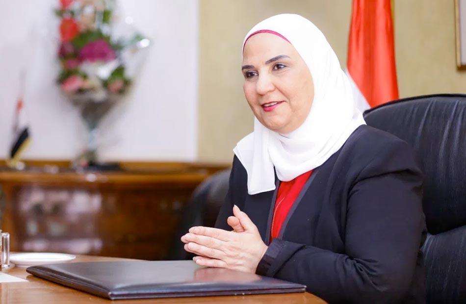 وزيرة التضامن تشارك غدا جلسة عن دور المجتمع المدني فى التصدي للهجرة غير الشرعية