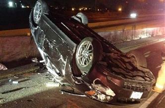 مصرع أسرة بالكامل في حادث سيارة بدمياط