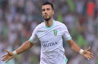 الأهلي السعودي: تجديد عقد المهاجم السوري عمر السومة بات محسوما