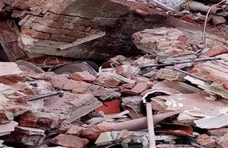 مصرع شخص في انهيار عقار سكني بمنطقة الساحل