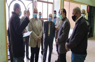 محافظة شمال سيناء تستعد لاستقبال الدفعة الأولى من لقاح كورونا   صور