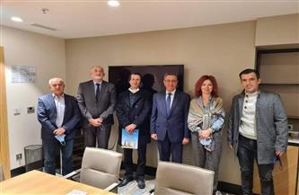 سفير مصر فى سراييفو يلتقى ممثلى شركات السياحة للترويج لزيارة مصر | صور