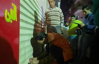 الجيزة: رفع 6850 حالة إشغال للمطاعم والمقاهي والمحال بالأحياء والمراكز | صور