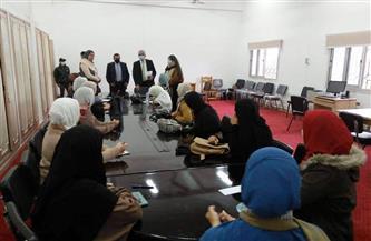 """نائب رئيس جامعة الأزهر يفتتح الدورة التدريبية للطلاب والطالبات بعنوان: """"أنت أقوى من المخدرات"""""""