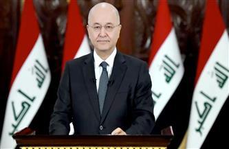 الرئيس العراقي يؤكد ضرورة الحفاظ على أموال الدولة وغلق منافذ الفساد