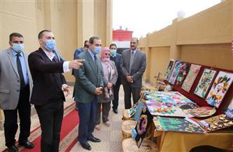 محافظ كفر الشيخ يكرم ذوي الهمم من الطلاب والطالبات ويشيد بمواهبهم الفنية والثقافية | فيديو