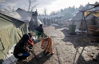 إخلاء مخيم للمهاجرين في البوسنة وترك 1300 مهاجر بدون مأوى