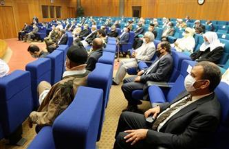 وفد الجنوب الليبي يؤكد رفضه لجميع التدخلات الخارجية ويدعو إلى الإسراع بالتسوية السياسية