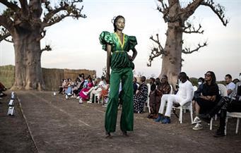 فكرة فى لقطة:  أسبوع الموضة فى غابات السنغال